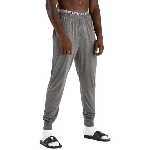 tall mens liunge jogger grey