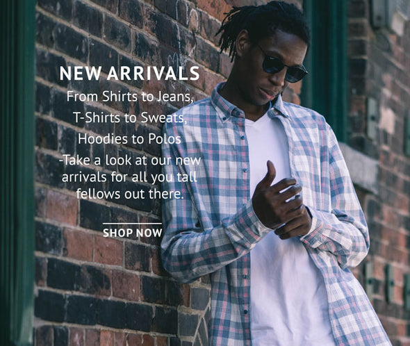 Large Mens Designer Clothing | Tall Men S Clothing For Guys 6 3 7 1 American Tall