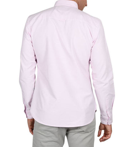 mens-pink-oxford-shirt
