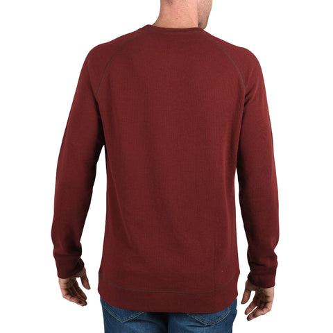 red thermal tall mens