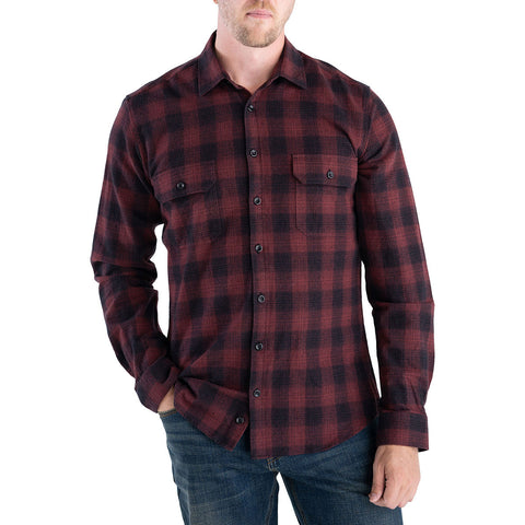 mens-tall-flannel-shirt