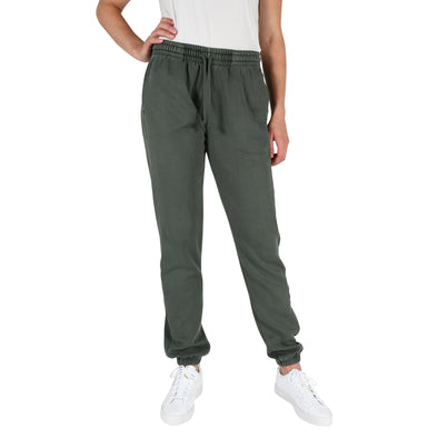 american-tall-womens-garment-dye-sweatpants-forest-green-front