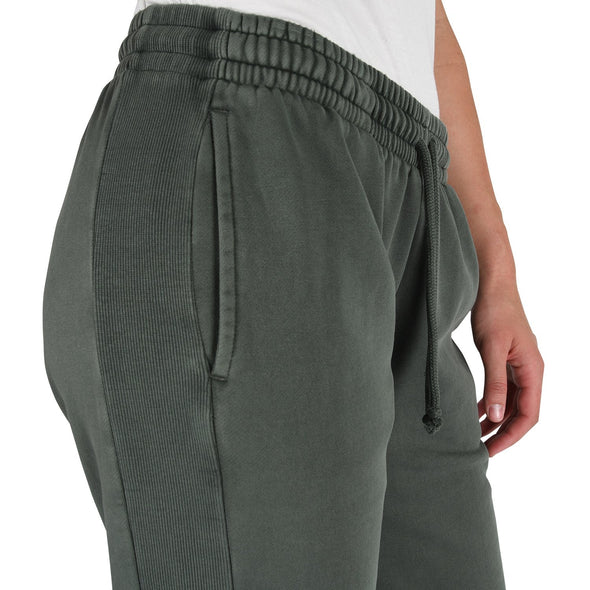 american-tall-womens-garment-dye-sweatpants-forest-green-detail