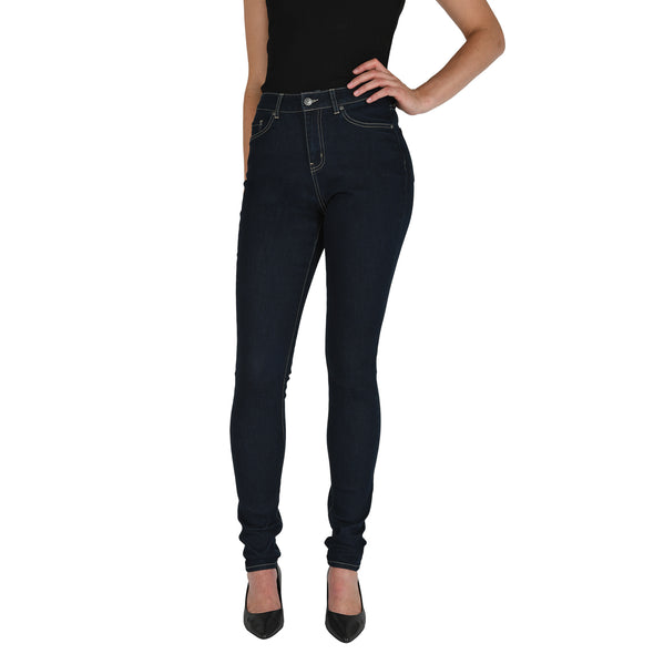 american-tall-womens-high-rise-skinny-tall-womens-jean-dark-blue-front