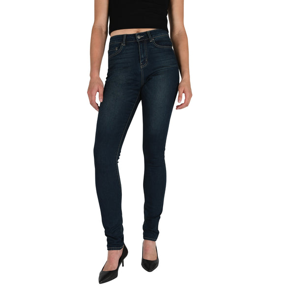 High Rise Skinny Tall Women's Jean in Blue