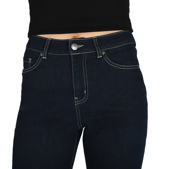 american-tall-womens-high-rise-skinny-tall-womens-jean-dark-blue-detail-front