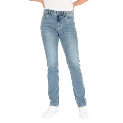Slim Straight-Leg Tall Women's Jean in Monaco Faded