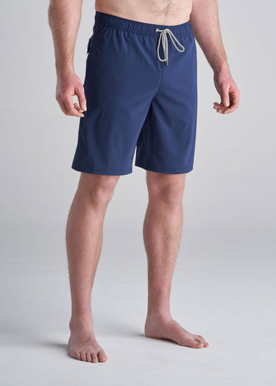 American_Tall_Mens_Solid_Swim_Trunk_navy-front