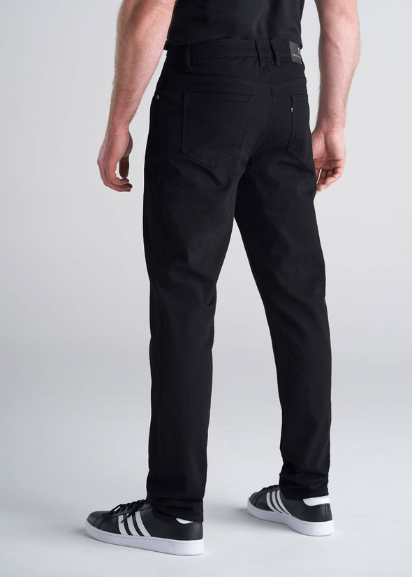 American_Tall_Mens_carman_Jean_True_Black-back