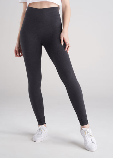American_Tall_Women_Cotton_Leggings_ShadowGreyMix-front