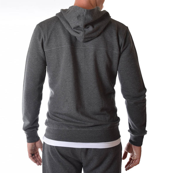tall-hoodies-for-men-charcoal-fitted-zip-back