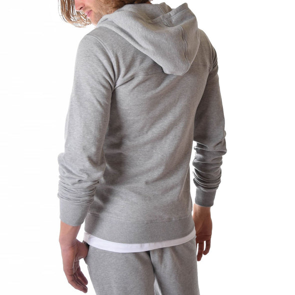 tall-size-hoodies-grey-fitted-zip-back