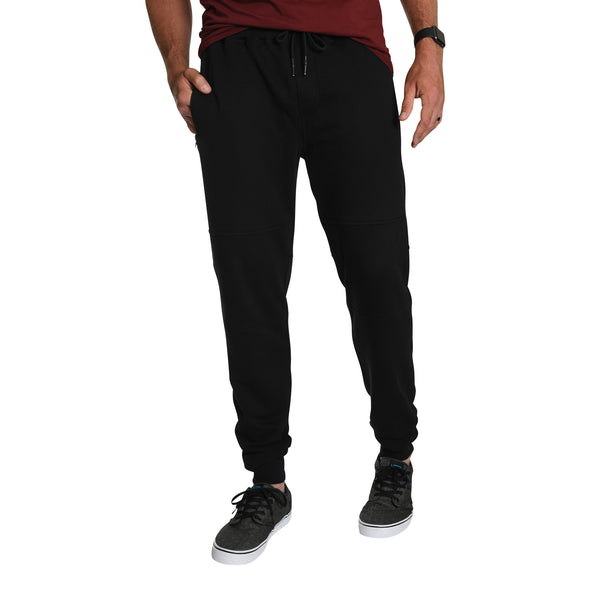 Men's Tall Jogger Sweats in Black