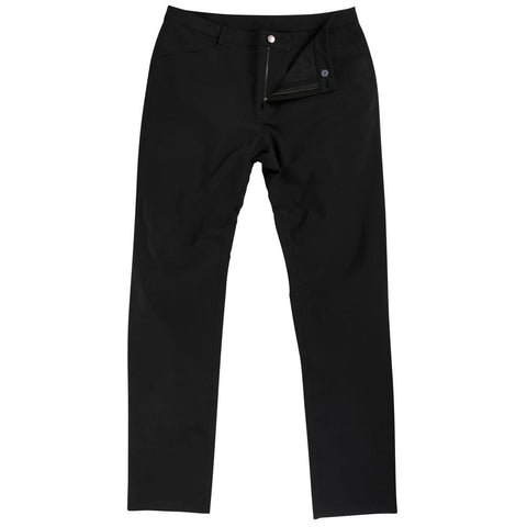 The Logan Pant in Black