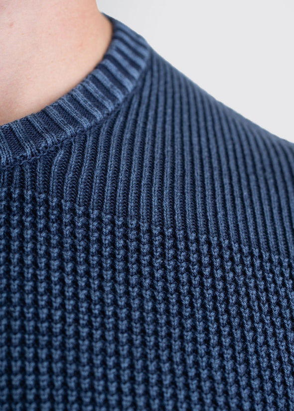 Longjohnandsons-americantall-mens-acidwash-knitsweater-navy-detail