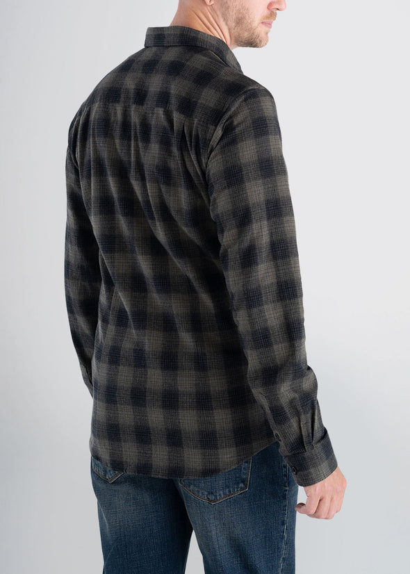 Longjohnandsons-americantall-mens-heavyflannel-surplusgreen-back