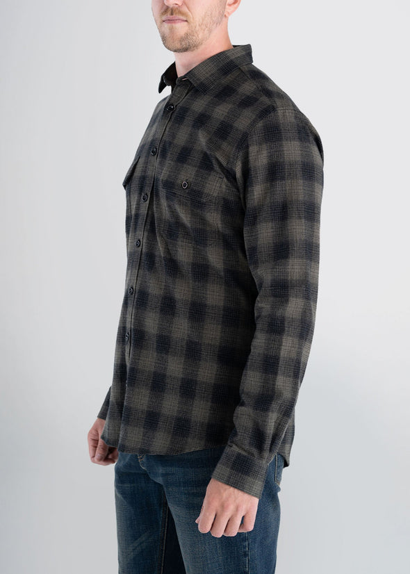 Longjohnandsons-americantall-mens-heavyflannel-surplusgreen-side