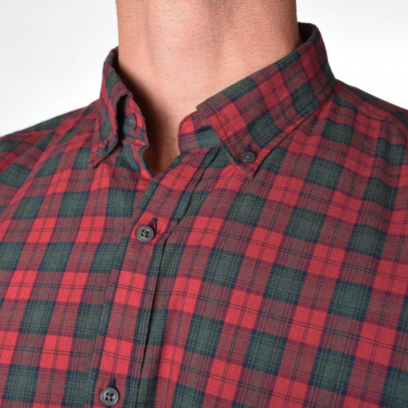shirts-for-tall-guys-american-tall-soft-wash-bonfire-red-plaid
