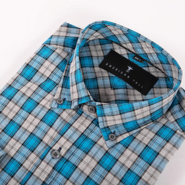 american-tall-slim-dress-shirts-soft-wash-seaport-blue-plaid