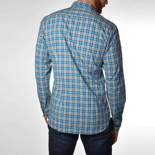 medium-tall-shirts-extra-tall-mens-shirts-soft-washed-seaport-blue-plaid