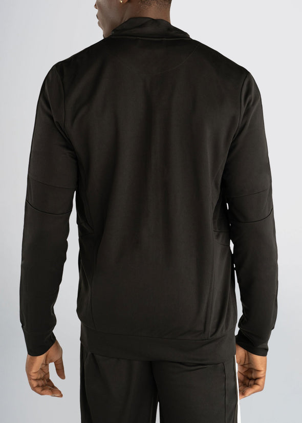 american-tall-athleticstripejacket-black-back