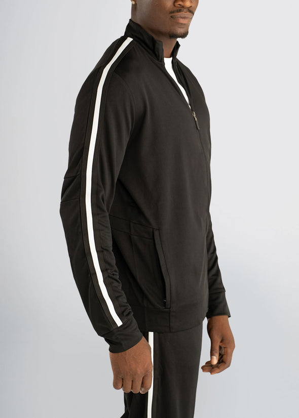 american-tall-athleticstripejacket-black-side