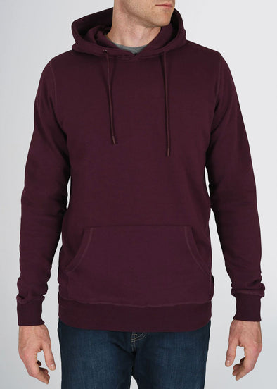 american-tall-mens-8020-fleece-pullover-maroon-front