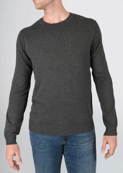 american-tall-mens-fitted-crew-sweater-charcoalmix-front