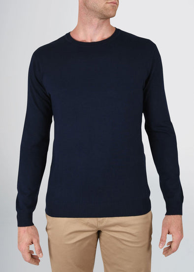 american-tall-mens-fitted-crew-sweater-navy-front