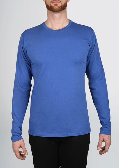 american-tall-mens-garment-dyed-crew-longsleeve-marineblue-front