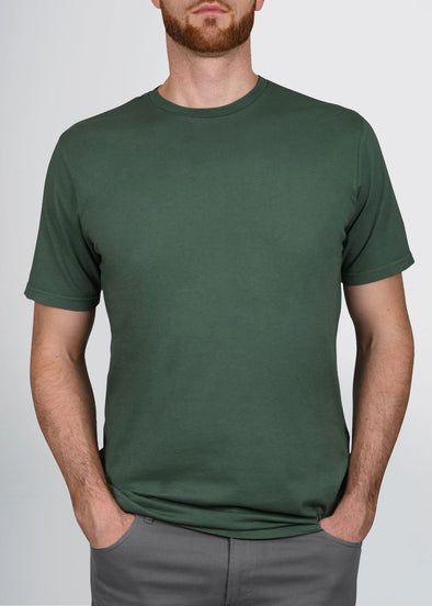 american-tall-mens-garment-dyed-crew-tee-forestgreen-front