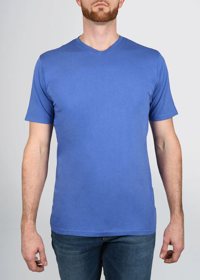 american-tall-mens-garment-dyed-v-tee-marineblue-front