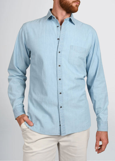 american-tall-mens-nelson-chambray-lightblue-front