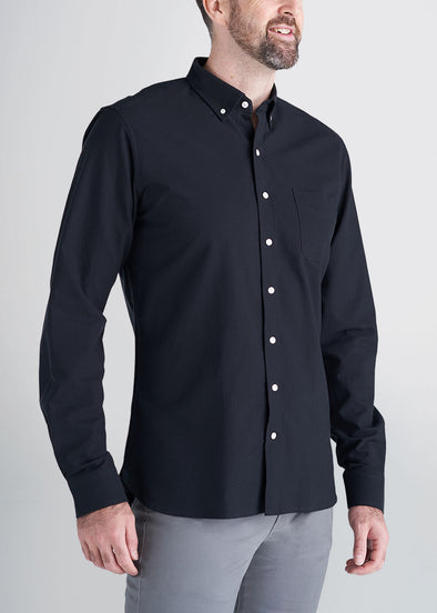 american-tall-mens-oxford-black-front