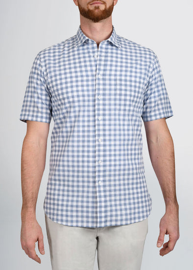 american-tall-mens-shortsleeve-bluecheck-front