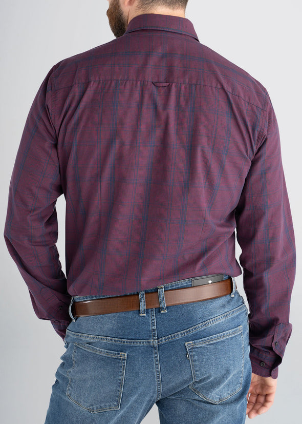 american-tall-mens-softwash-maroonnavy-back
