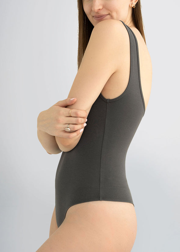 american-tall-womens-bodysuit-charcoal-side