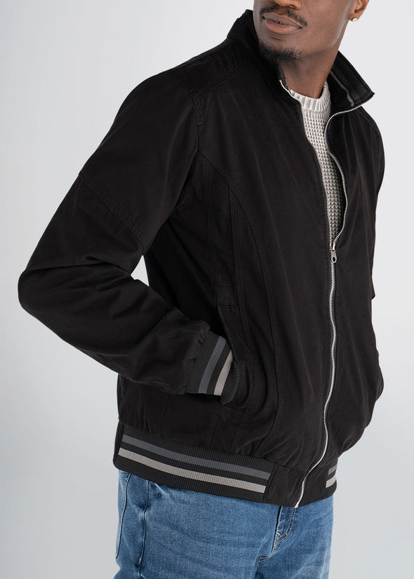 americantall-cotton-bomber-black-front