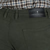 Carman TAPERED-FIT Men's Tall Pants in Loden Green