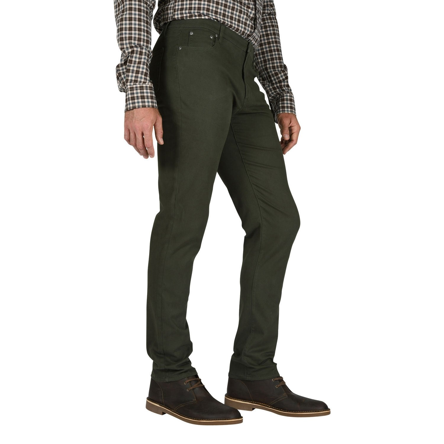 Carman TAPERED FIT Mens Tall Pants in Loden Green fb1a03e3cedcb