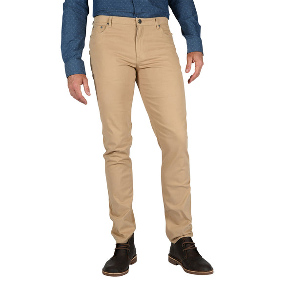 Carman TAPERED-FIT Men's Tall Pants in Sand
