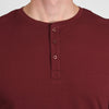 mens-3-button-henley-red
