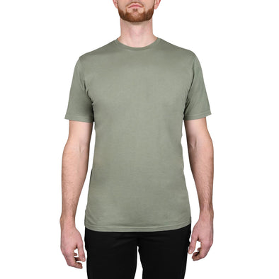 Garment Dyed REGULAR-FIT Tall Crew Neck Tee (Pre-Shrunk) | Army Green