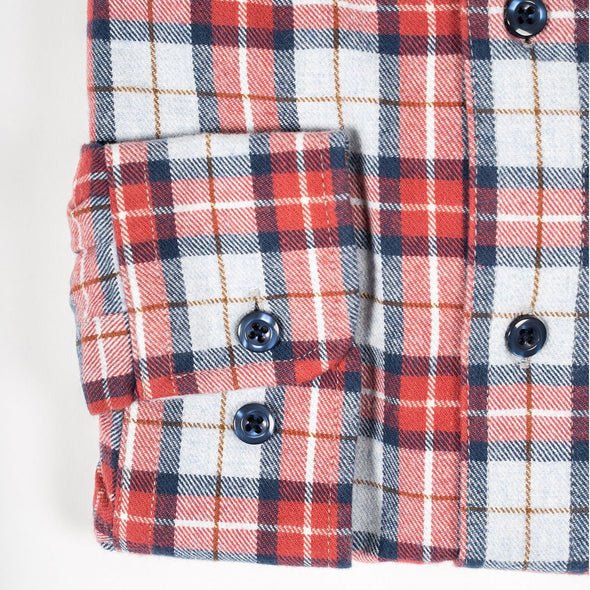 mens-red-hooded-flannel-shirt-sleeve