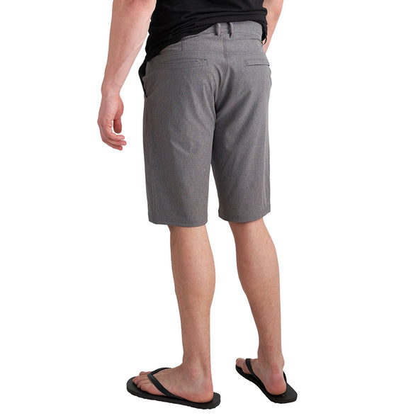 tall-mens-hybrid-shorts-charcoal-khaki-back