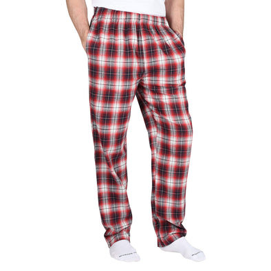 tall-mens-pajamas-fuzzy-red-plaid