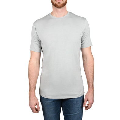 The Tri-Blend: Short Sleeve Tall Tees | Grey