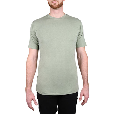 The Tri-Blend: Short Sleeve Tall Tees | Sage Green