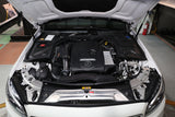 MERCEDES W205 C250 CARBON FIBER INTAKE KIT