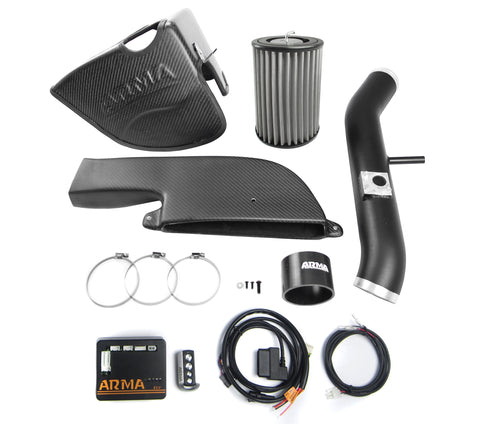 LEXUS IS250 (2006-2013) CARBON FIBER INTAKE KIT